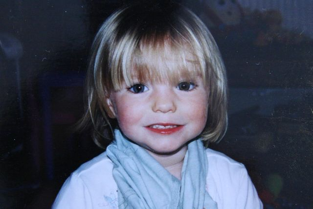Mystery 'woman in purple' could hold key to Maddie McCann's disappearance