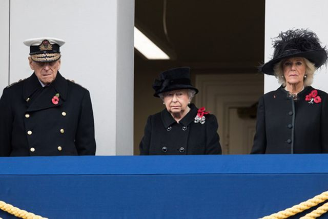 Shock news from the Queen as Charles steps into her place for Remembrance Sunday