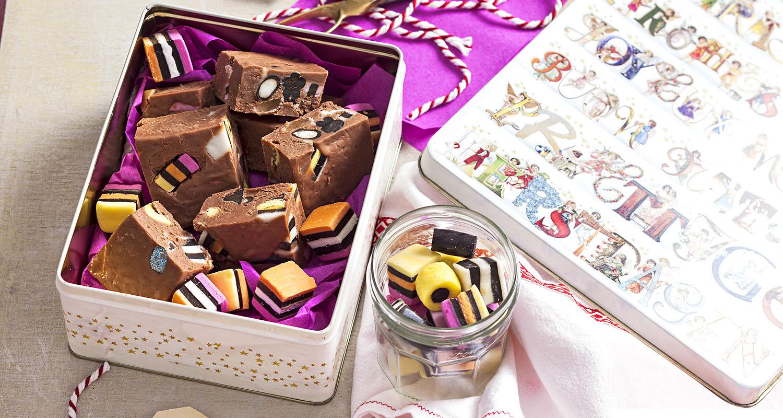 Licorice Allsorts Fudge Recipe That S Life Magazine