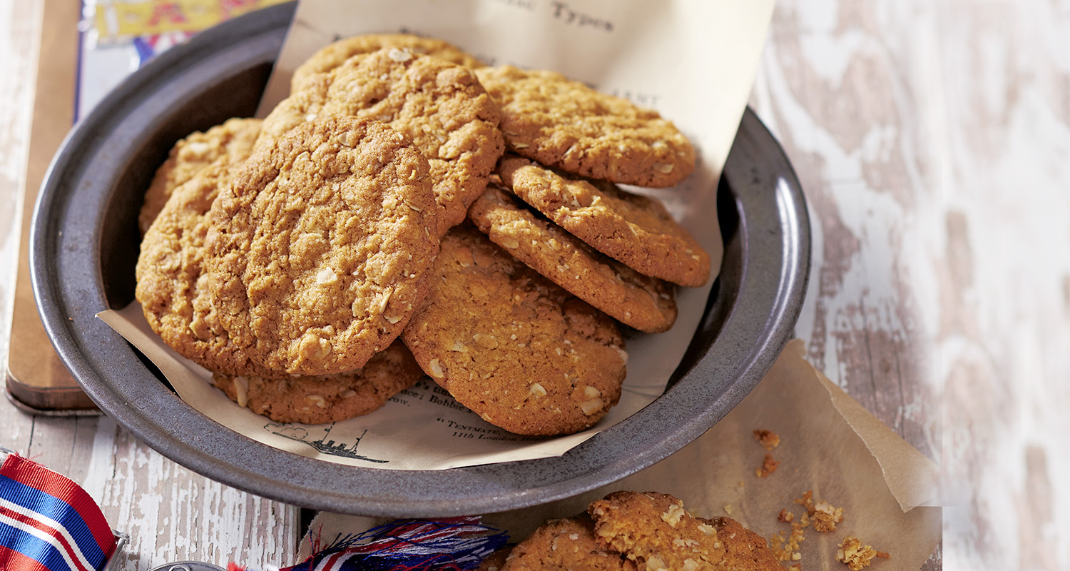chewy anzac biscuits - photo #6