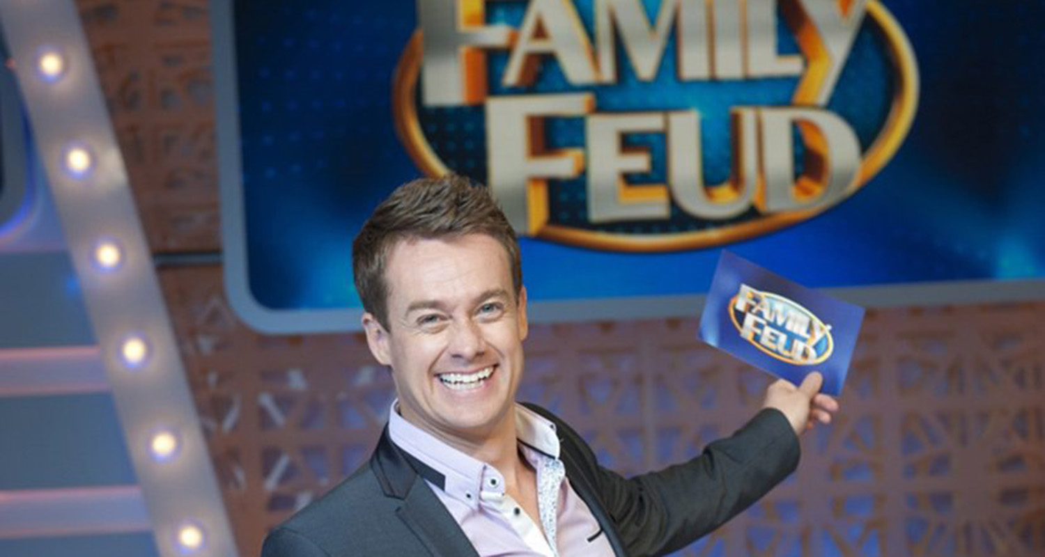 Grant Denyer reveals Channel 10 has cancelled Family Feud ...