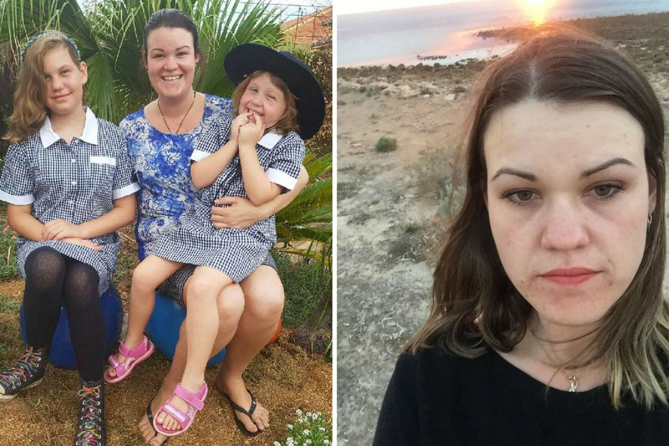 Australian mum-of-two opens up over battle with ice addiction
