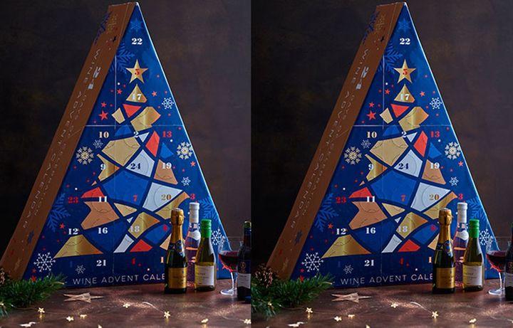 Aldi Cheese Advent Calendar.Aldi Launch Wine And Cheese Advent Calendars That S Life Magazine