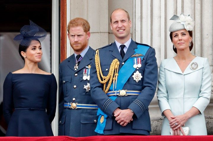 Secret Royal family code names given by their security teams