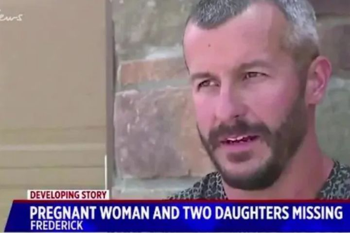 Chris Watts murdered his wife and two daughters to be with