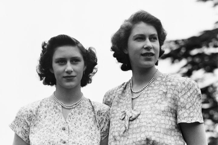 Who Are Princess Margaret S Children And Grandchildren That S