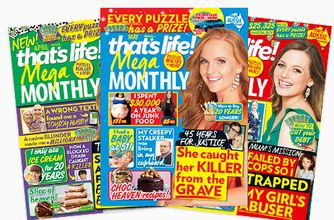 That's Life Mega Monthly!