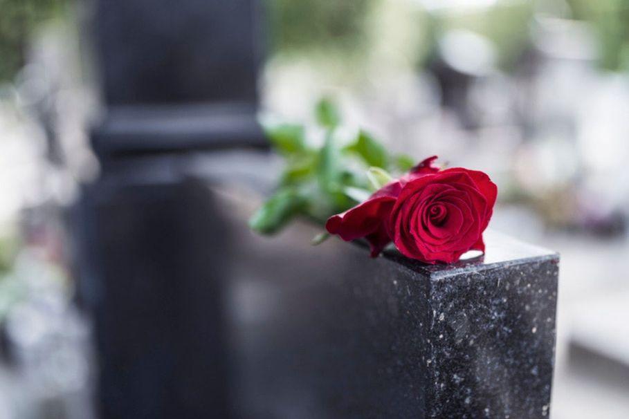 'I met my dream man at his funeral'