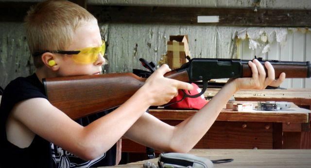 Kids as young as 12 are firing rifles in South Australia