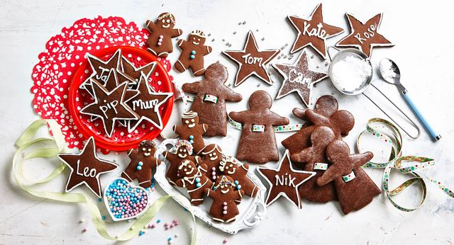 Spiced Chocolate Gingerbread