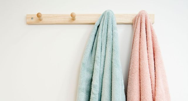 This is the MAX you can use your bath towel before you wash it