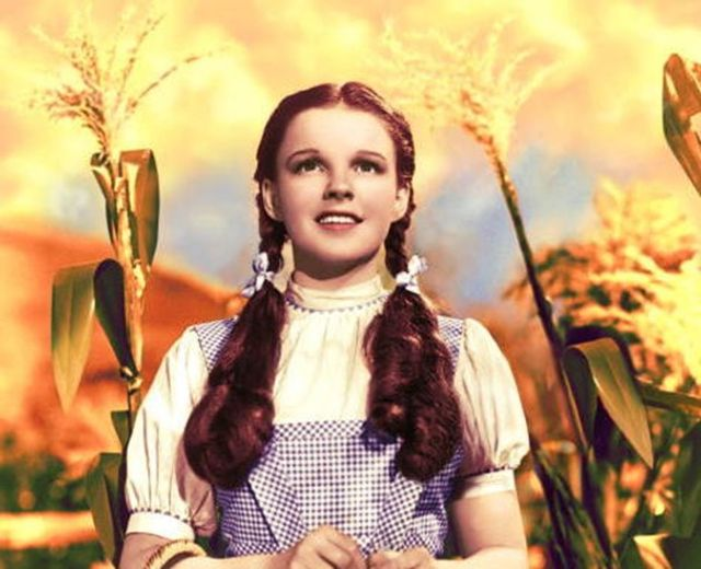 Ex husband claims Judy Garland was molested by munchkins
