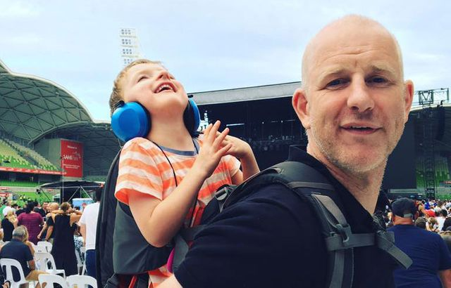 5-year-old Bruce Springsteen fan with cerebral palsy's heartwarming trip to see his hero play