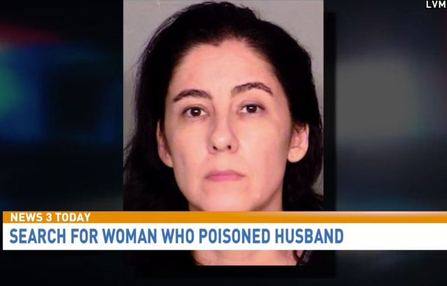 Wife poisoned hubby's cereal to avoid sex - now she's on the run