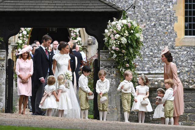 Inside Pippa Middleton's gorgeous wedding to James Matthews