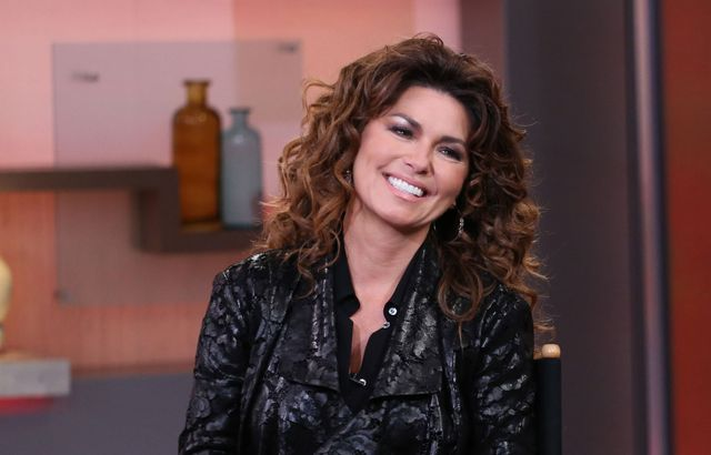 Shania Twain's terrifying health diagnosis left her unable to sing