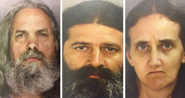 Parents sentenced to prison after 'gifting' daughter to 'cult' leader