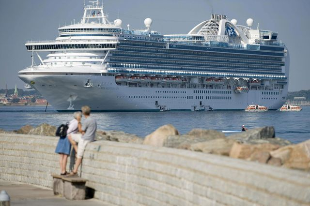 Man charged with killing wife on cruise after she 'would not stop laughing' at him