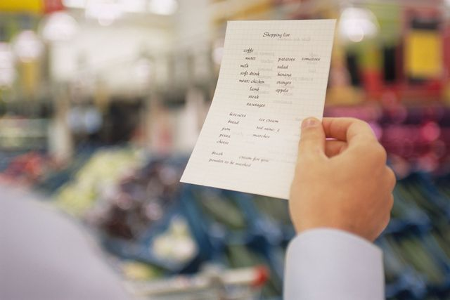 Wife's extravagant shopping list for husband goes viral