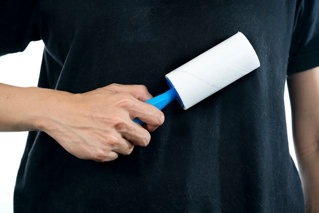 Eight genius uses for your lint roller